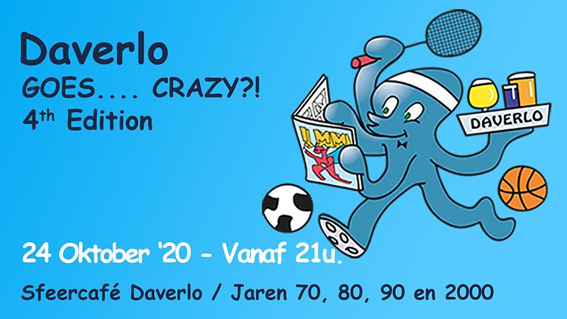 Daverlo Goes Grazy 4